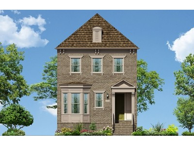 Single Family for sales at Everson Homes At Cabin Branch-The Austin 22415 Clarksburg Road Boyds, Maryland 20841 United States