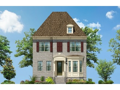Single Family for sales at Winchester Homes At Cabin Branch-The Manhattan 22415 Clarksburg Road Boyds, Maryland 20841 United States