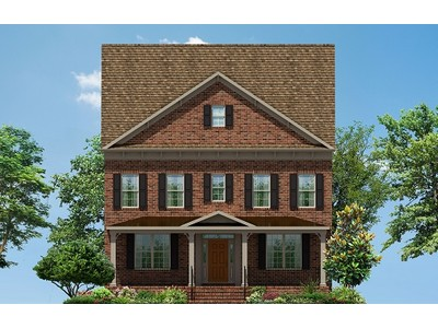 Single Family for sales at Winchester Homes At Cabin Branch-The Bethesda 22415 Clarksburg Road Boyds, Maryland 20841 United States