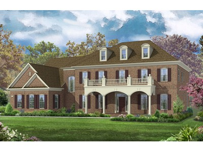 Single Family for sales at The Reserve At Timber Lake-The Harrison 11620 Verna Road Oakton, Virginia 22124 United States