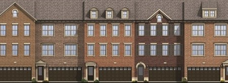 Single Family for sales at Glenmere At Brambleton-The Manor Paxton 23261 Tradewind Drive Ashburn, Virginia 20148 United States