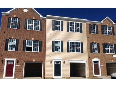 Single Family for sales at 96304-Townhomes At Lakeside 10211 Osage Dr Fredericksburg, Virginia 22408 United States