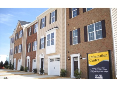 Single Family for sales at Townhomes At Lakeside-The Westhaven 4738 Wensel Road Fredericksburg, Virginia 22408 United States