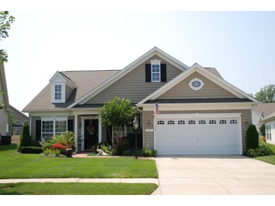 Single Family for sales at Sloop Cove-The Beethoven 7942 Schooner Cove Rd. Glen Burnie, Maryland 21060 United States