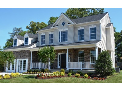 Single Family for sales at Timber Ridge-The Emory Ii 6601 Cork Tree Way Clinton, Maryland 20735 United States