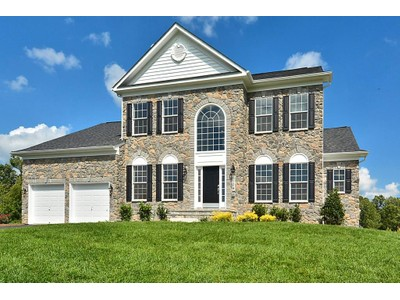 Single Family for sales at Belle Oak-The Rembrandt 1st Floor Owner's Suite 16607 Rolling Tree Road Accokeek, Maryland 20607 United States