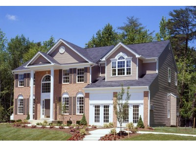 Single Family for sales at Governor's Bridge-The Rembrandt 17412 Governors Bridge Road Bowie, Maryland 20716 United States