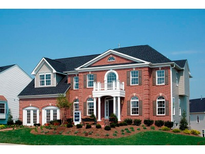 Single Family for sales at Holmehurst Estates-The Westminster 11903 Parallel Road Bowie, Maryland 20720 United States