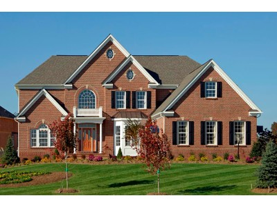 Single Family for sales at Windsong-The Monticello S. Osbourne Road Upper Marlboro, Maryland 20772 United States