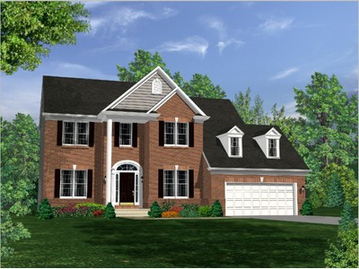 Single Family for sales at Belle Oak-The St. Johns 16607 Rolling Tree Road Accokeek, Maryland 20607 United States