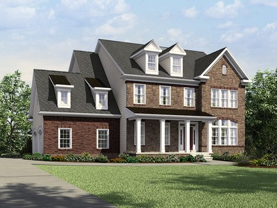 Single Family for sales at The Reserve At Brightwell Crossing-The Montgomery 17919 Elgin Road Poolesville, Maryland 20837 United States