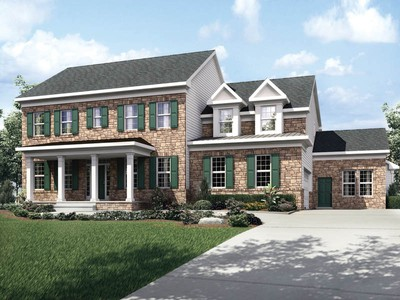 Single Family for sales at The Reserve At Brightwell Crossing-The Kenwood 17919 Elgin Road Poolesville, Maryland 20837 United States