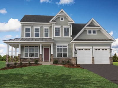 Single Family for sales at Brightwell Crossing-The Brighton 17919 Elgin Road Poolesville, Maryland 20837 United States