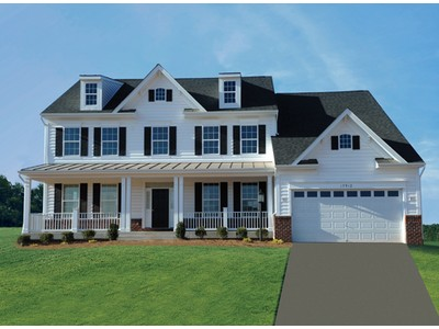 Single Family for sales at Brightwell Crossing-The Seneca 17919 Elgin Road Poolesville, Maryland 20837 United States
