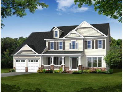 Single Family for sales at Brightwell Crossing-The Ashton 17919 Elgin Road Poolesville, Maryland 20837 United States