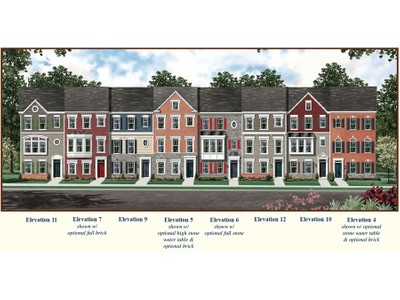 Single Family for sales at Clarksburg Village-Annapolis 22611 Sweetspire Drive Clarksburg, Maryland 20871 United States