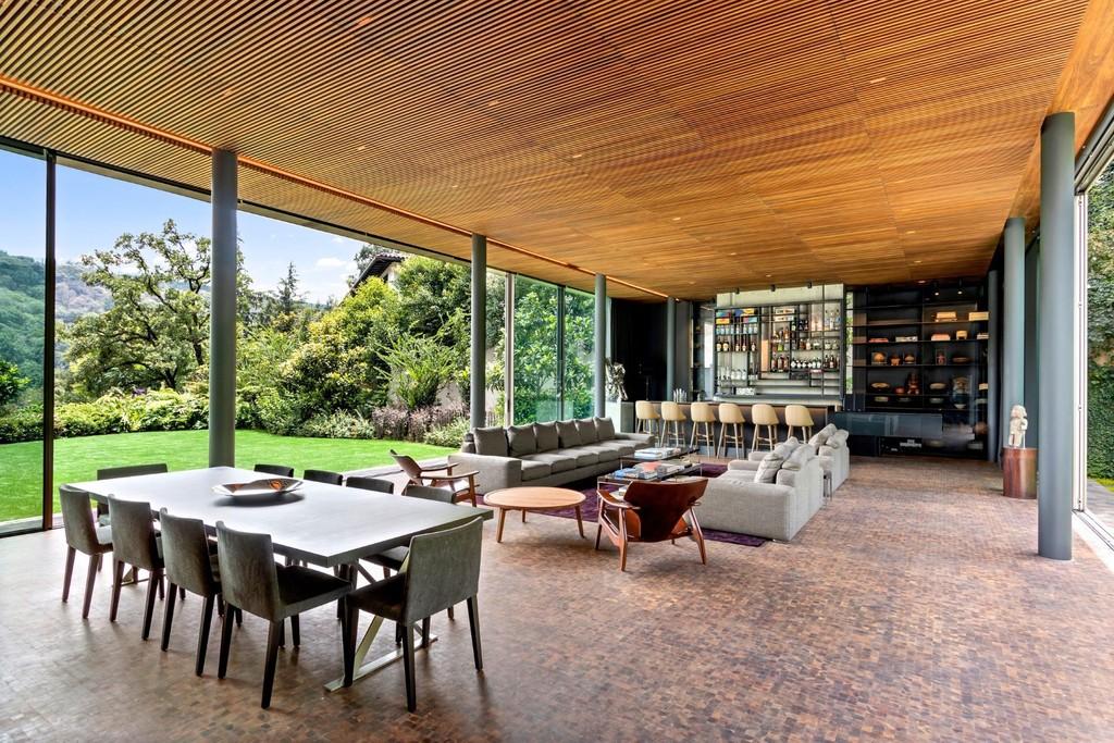 Tolsa 510 Casa 1 Bosques De Santa Fe Carretera San Mateo Santa Rosa Mexico City Cm Luxury Home For ˧¤ë§¤