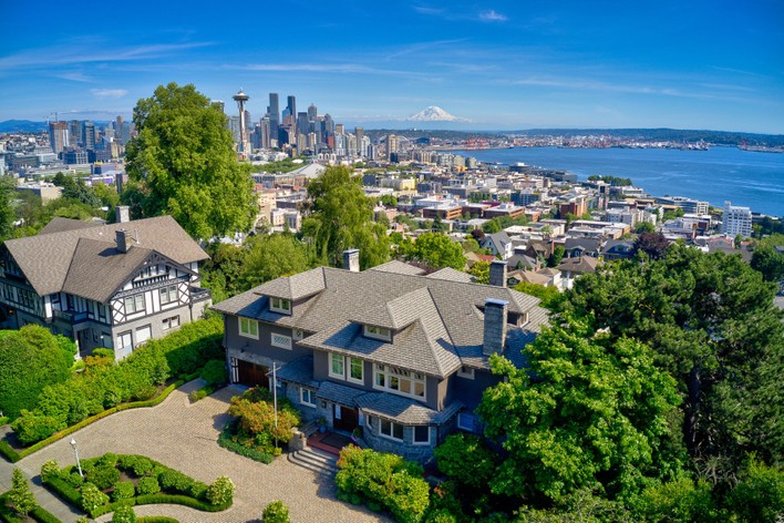 5 Most Expensive Places to Buy Property in Seattle