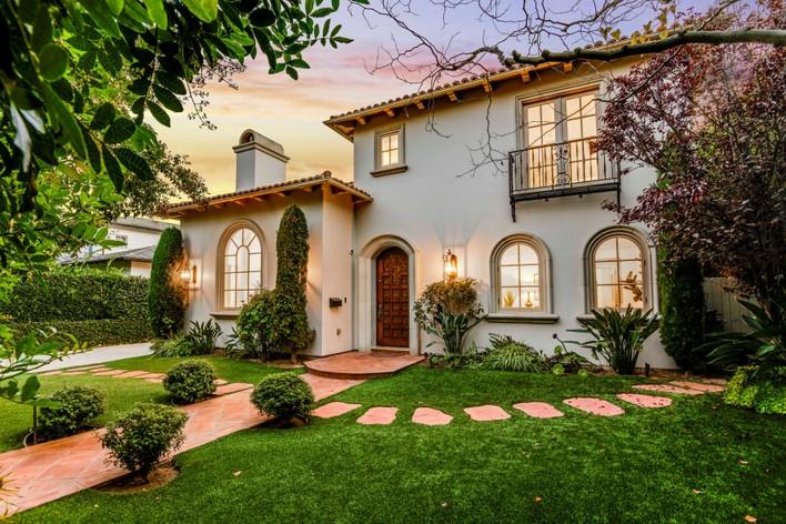 Купить дом в санта монике оплата недвижимости за рубежом резидентом