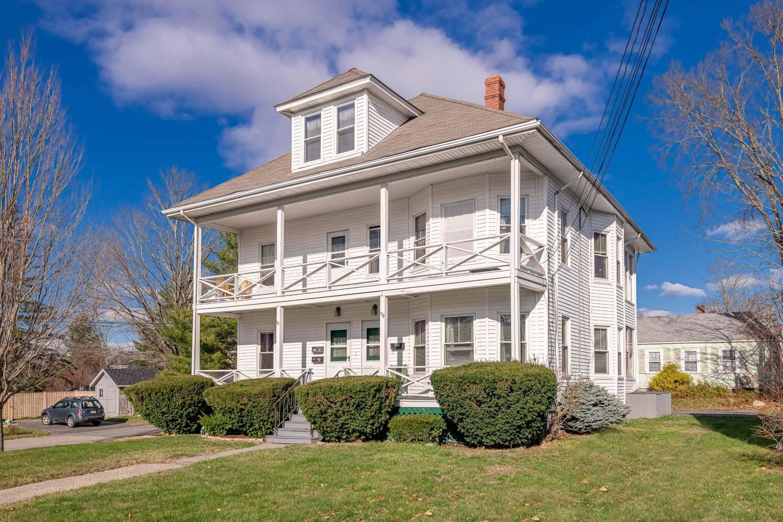 Multi-Family Homes for Sale at Portland, ME 04102