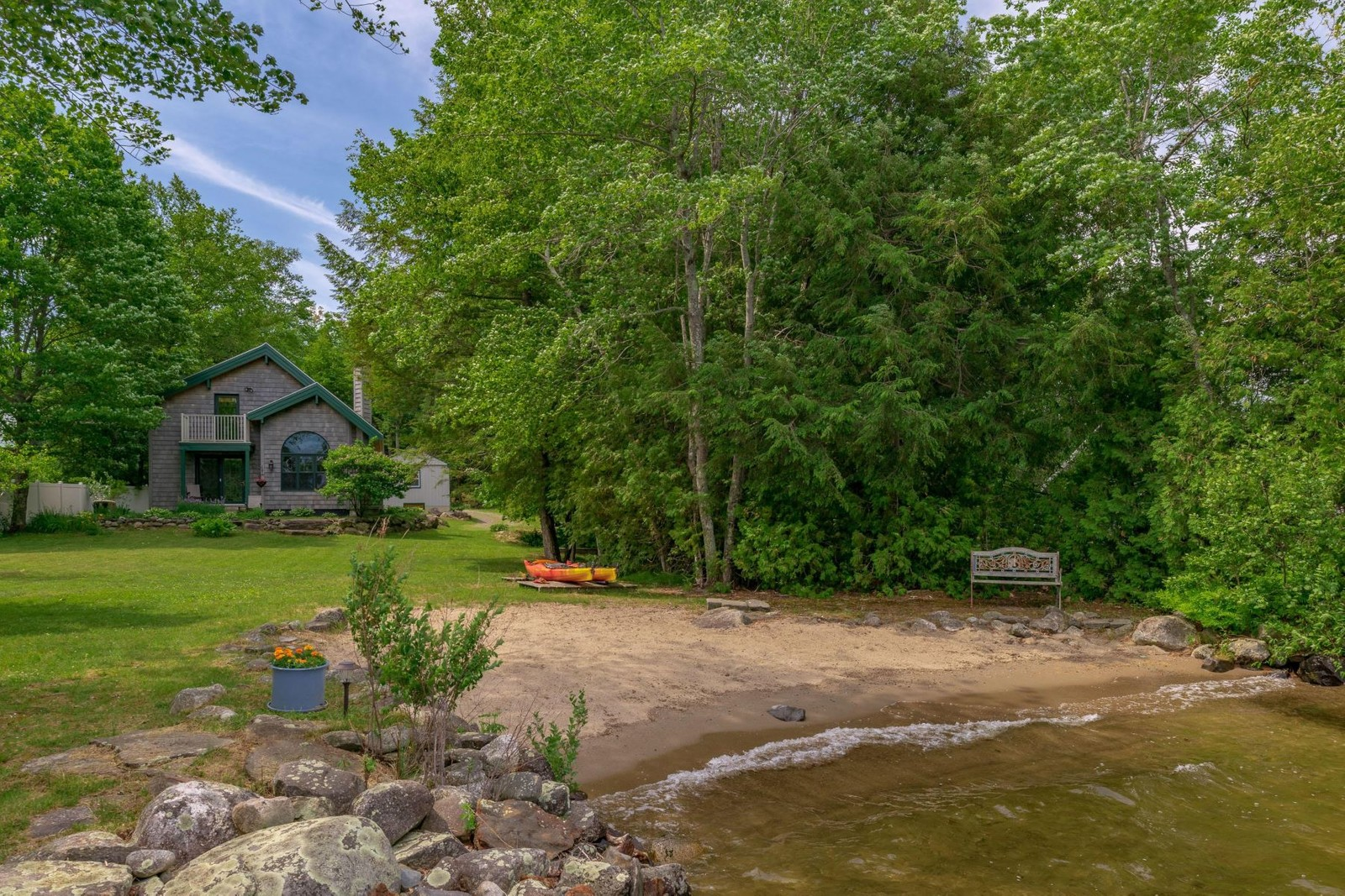 1. Single Family Homes for Sale at Litchfield, ME 04350