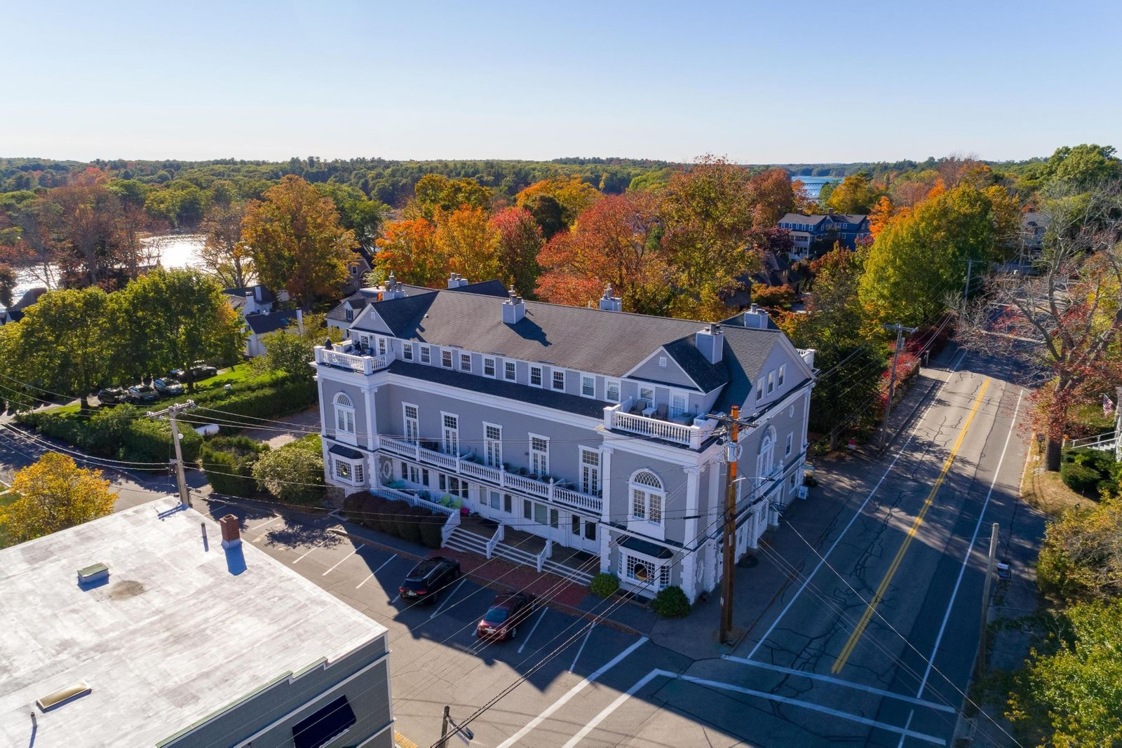 1. Condominiums for Sale at 1 Varrell Lane, 1 & 2, York, ME 03911