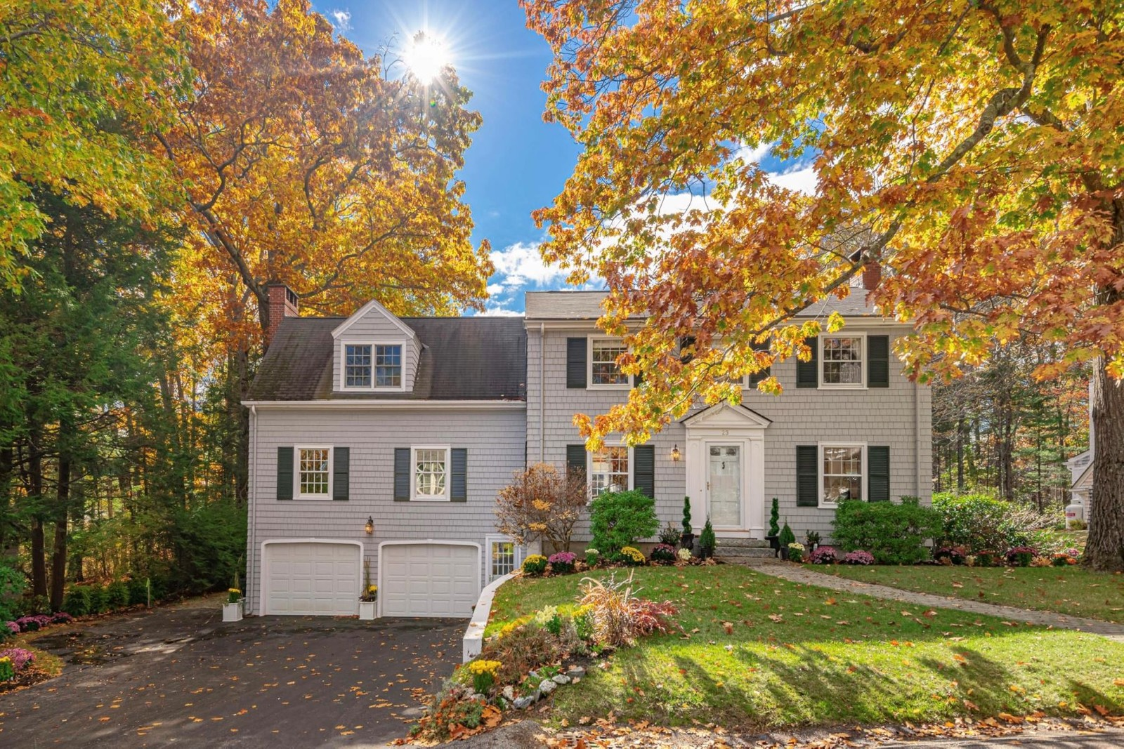 Single Family Homes for Sale at Cumberland, ME 04110