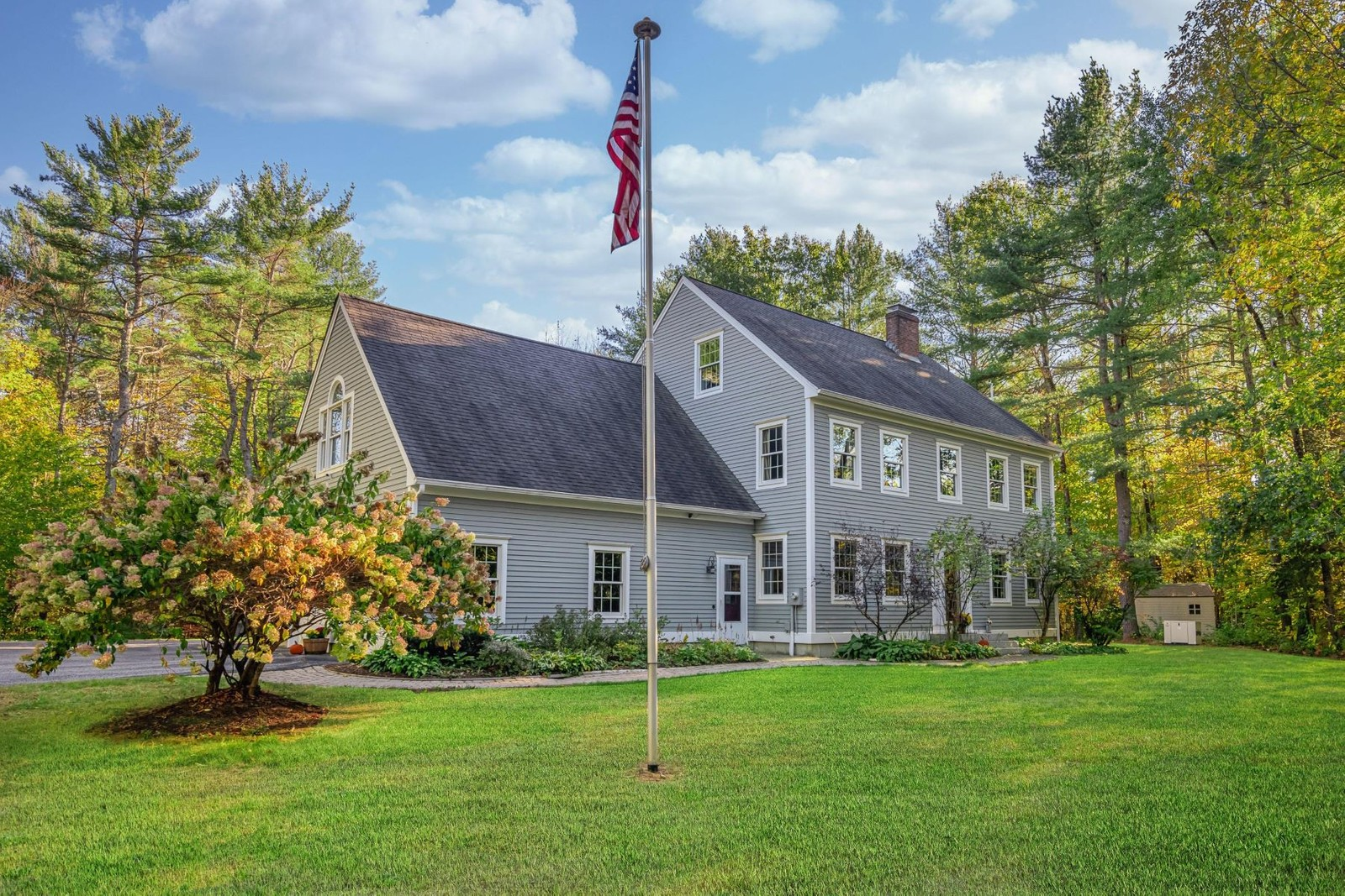 Single Family Homes for Sale at North Yarmouth, ME 04097
