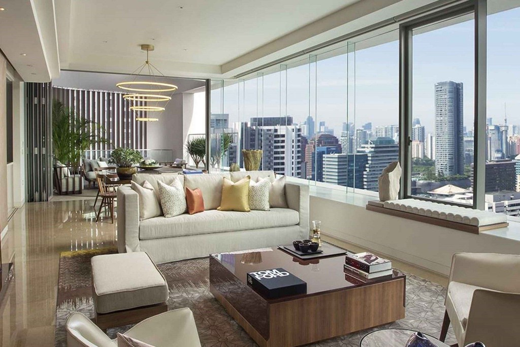 7 Ardmore Park Singapore Cities In Singapore 259954 Condominiums For Rent