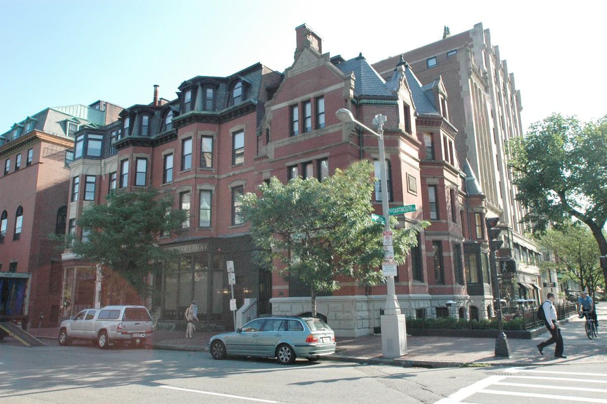 Бостон недвижимость недвижимость в израиле нетания