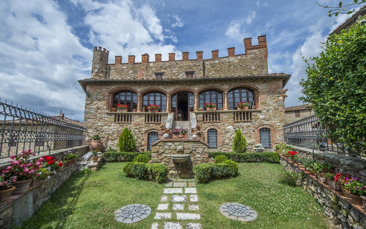 Castles for Sale and Palace Estates - Christie's
