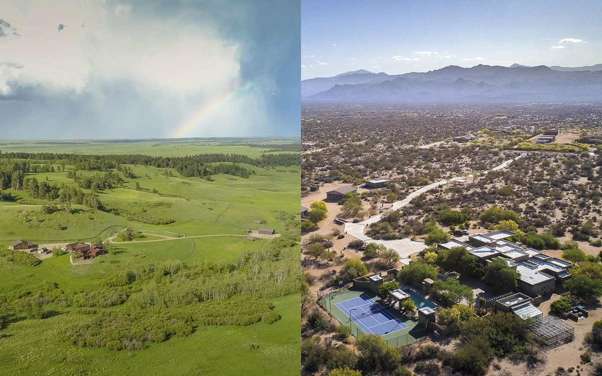 Luxury Cattle Ranches and Farms for Sale - Christie's