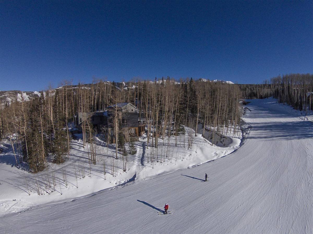 Luxury Ski Homes and Mountain Resort Properties for Sale